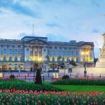 El Buckingham Palace en Londres