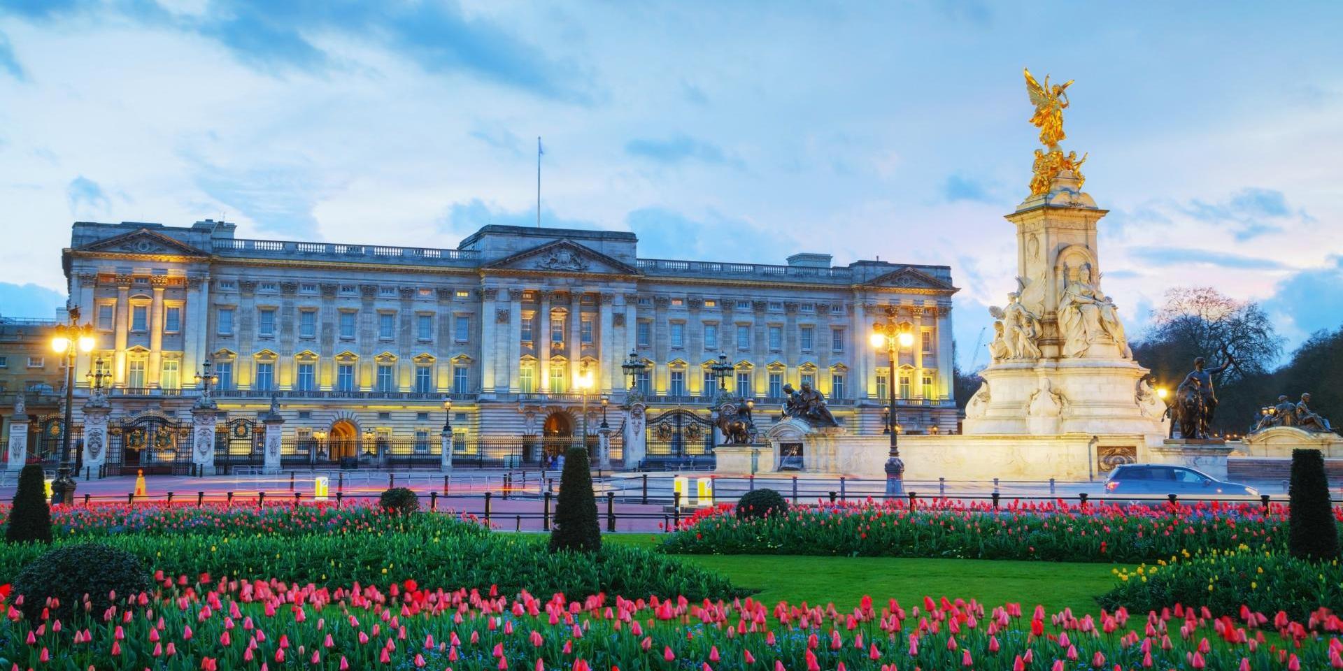 Resultado de imagen de Palacio de Buckingham