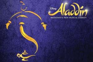 Musicales en Londres. Aladdin