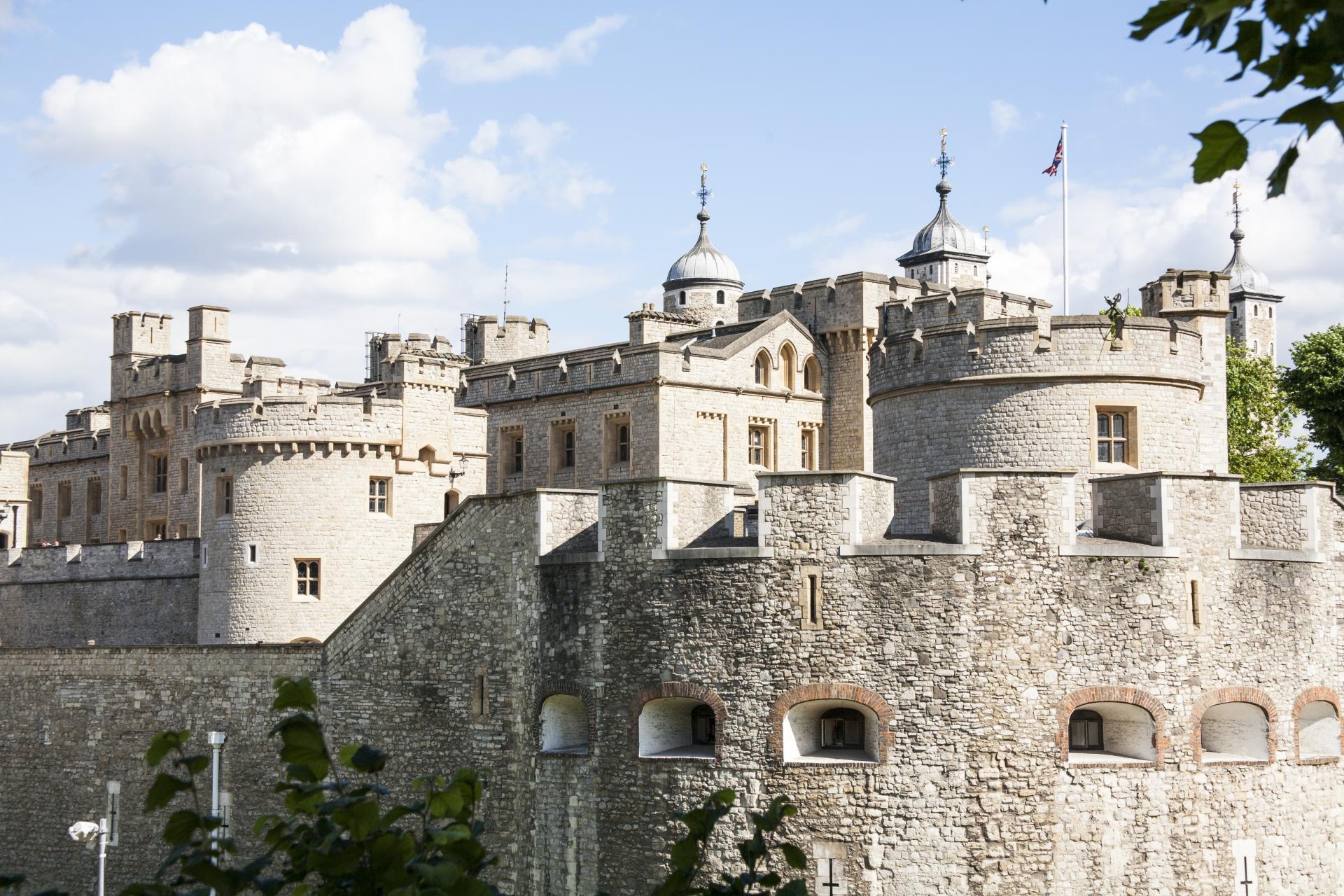 Castillo de Londres: Tower of London