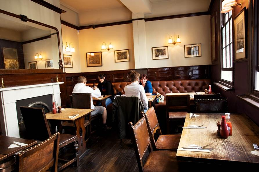 Lamb & Flag Pub London 3