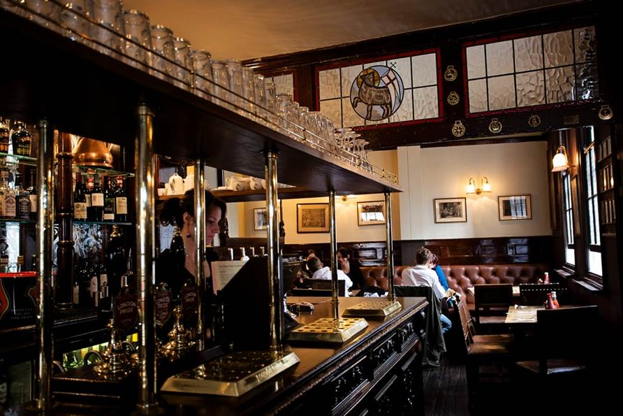 Lamb & Flag Pub London 4