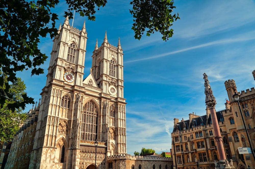 Tour guiado a la Abadía de Westminster