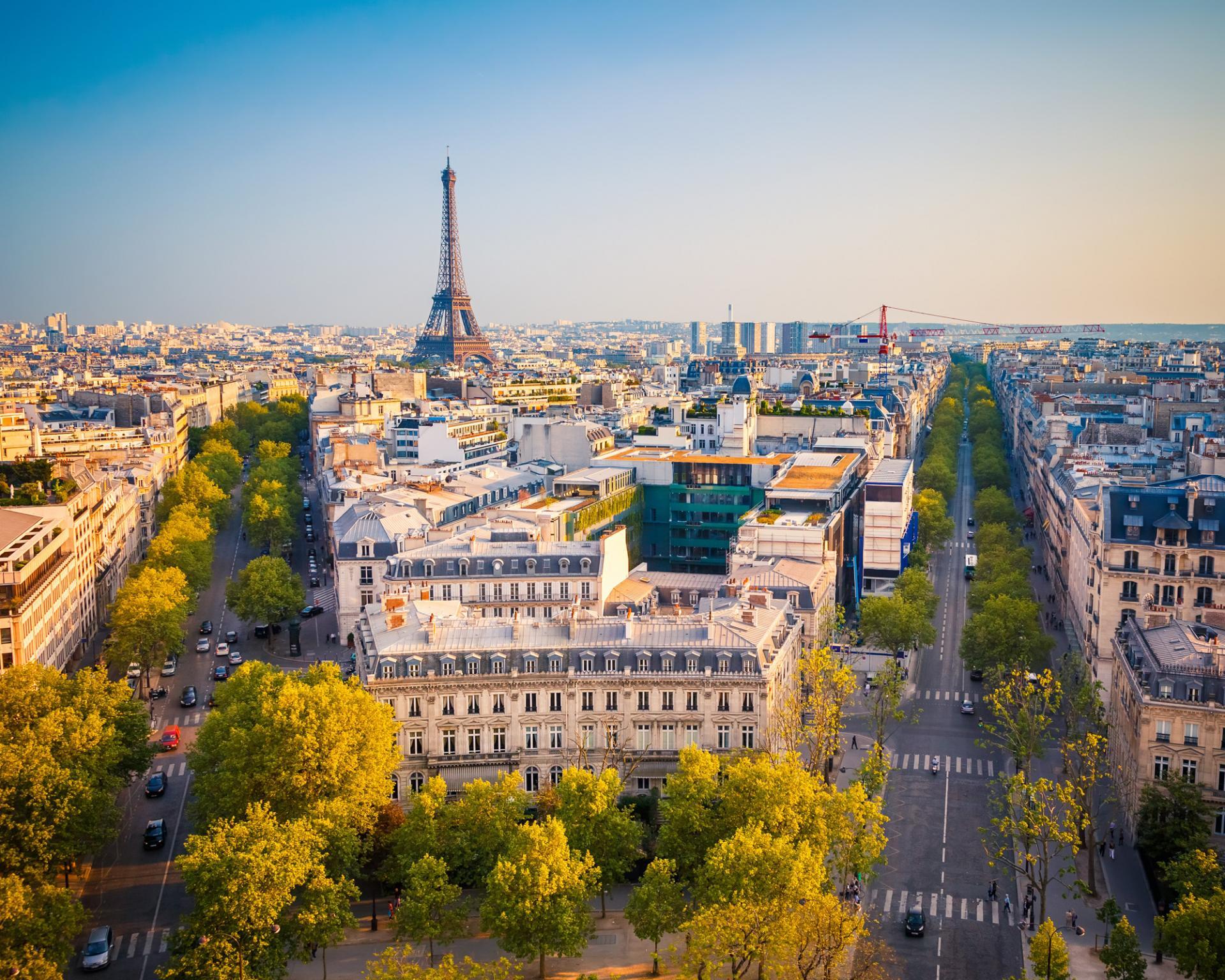 Excursión desde Londres a París en tren