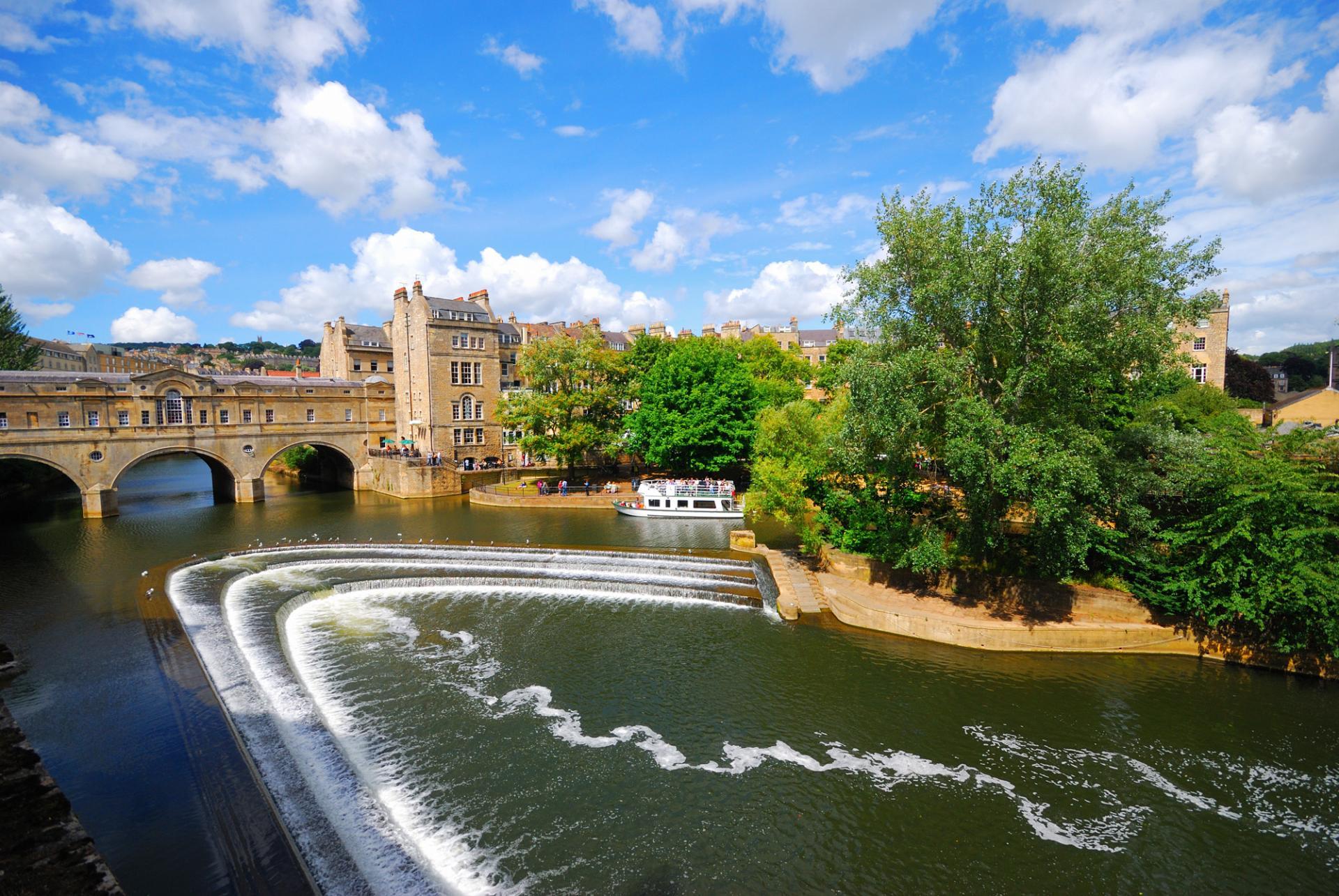 Excursiones desde Londres: Bath y Stonehenge