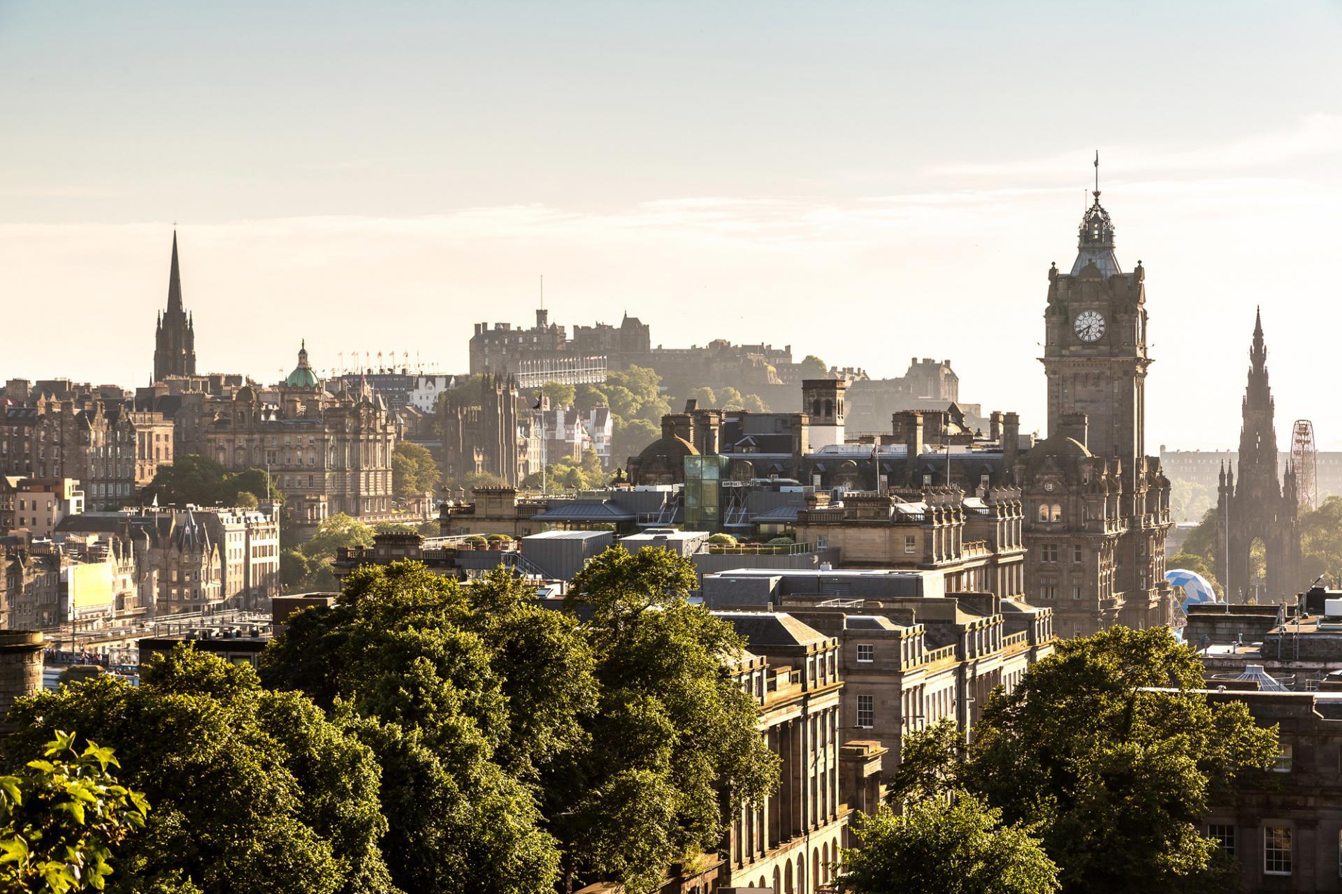 Excursion desde Londres a Edimburgo de 1 día