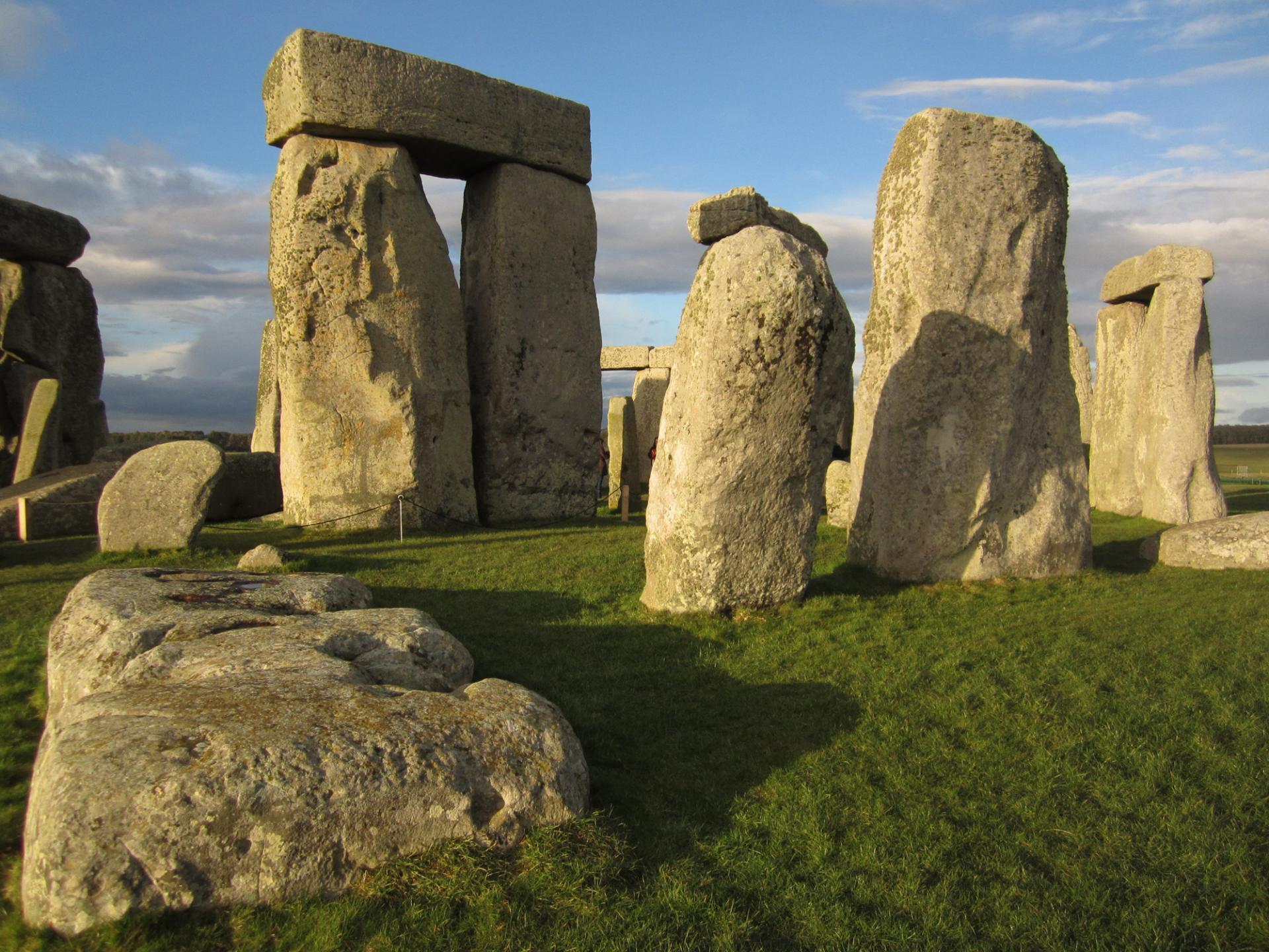 Stonehenge: historia de inglaterra