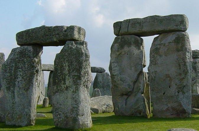 Traslado hasta stonehenge