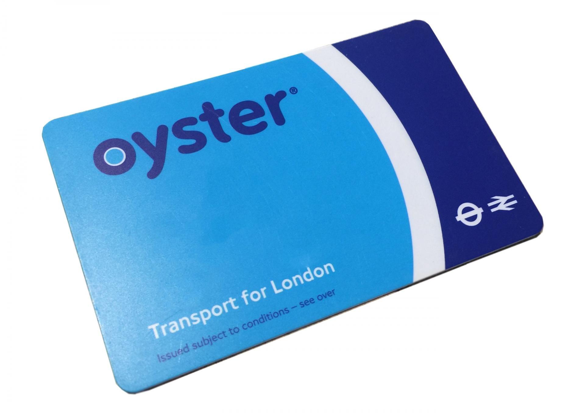 Oyster Card: tarjeta prepago para el transporte en Londres