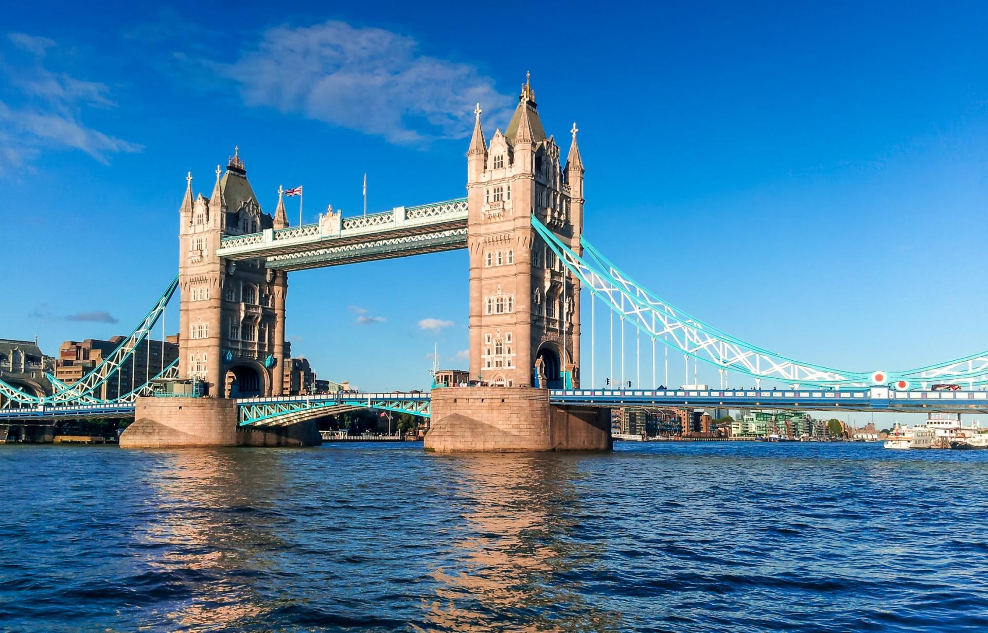 El Tower Bridge en Londres