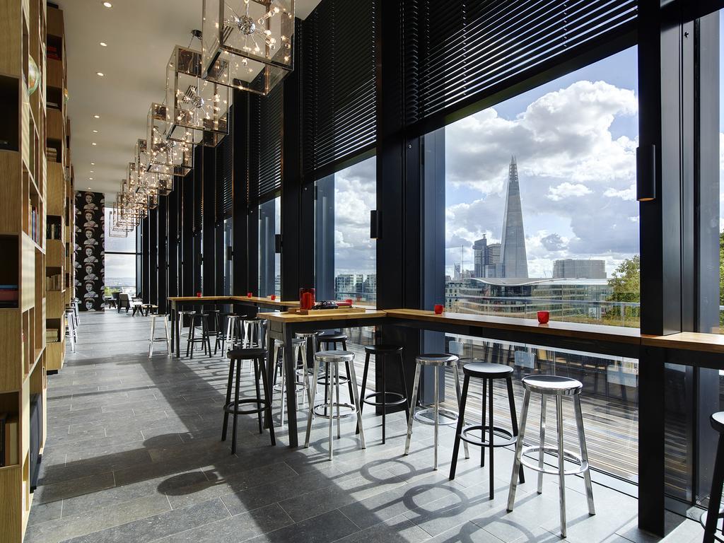 Los mejores hoteles de Londres: CitizenM Tower Bridge