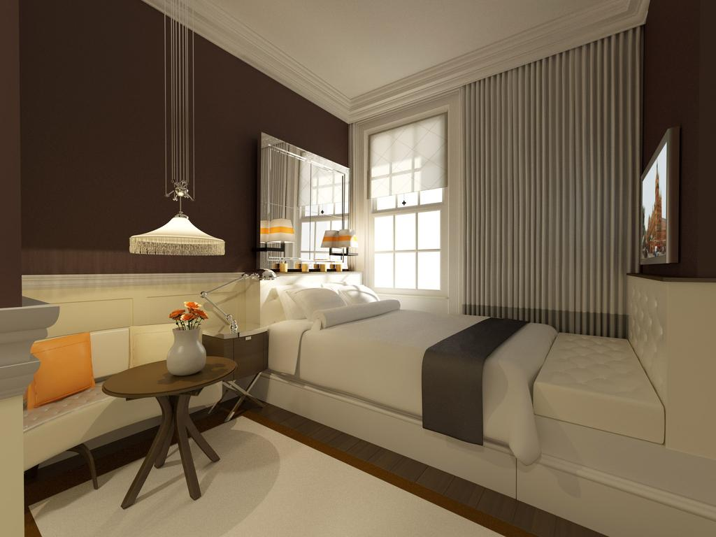 Hoteles de 5 estrellas en Londres: Great Northern Hotel