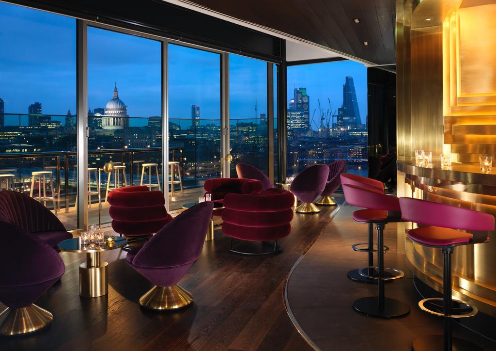 Mejores hoteles Londres: Mondrian
