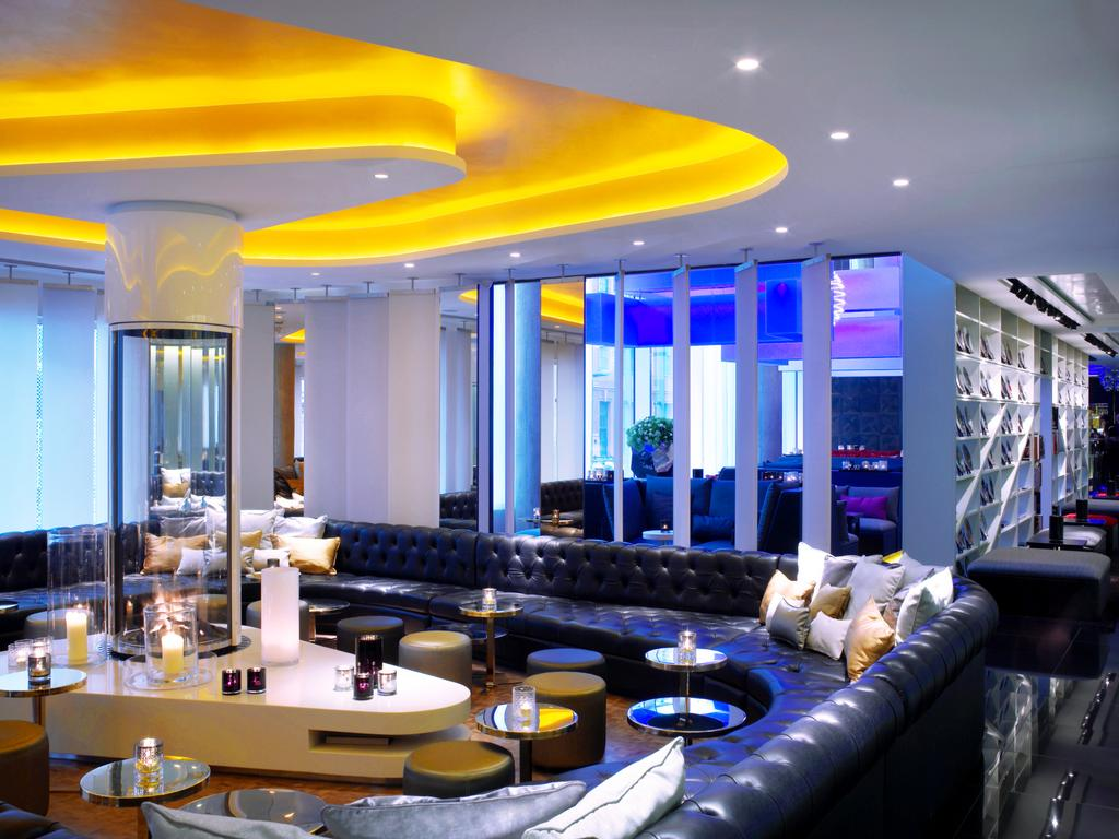 Uno de los mejores hoteles de Londres: W London en Leicester Square