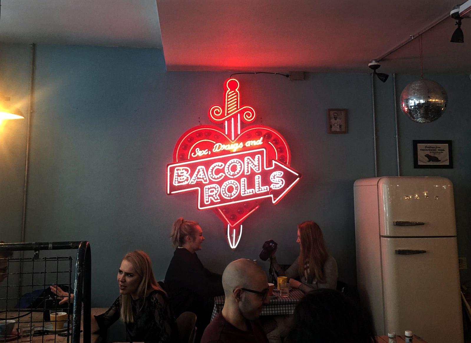 Breakfast Club London Spitalfields