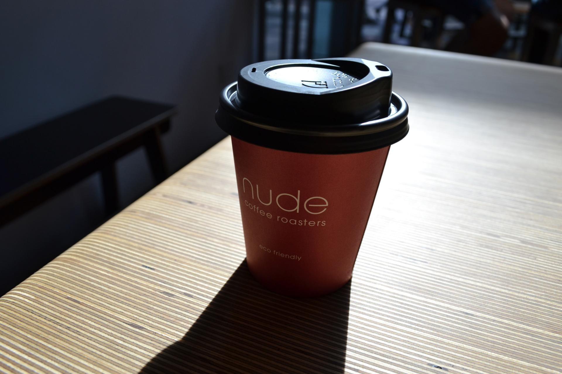 Nude Coffee Roasters London