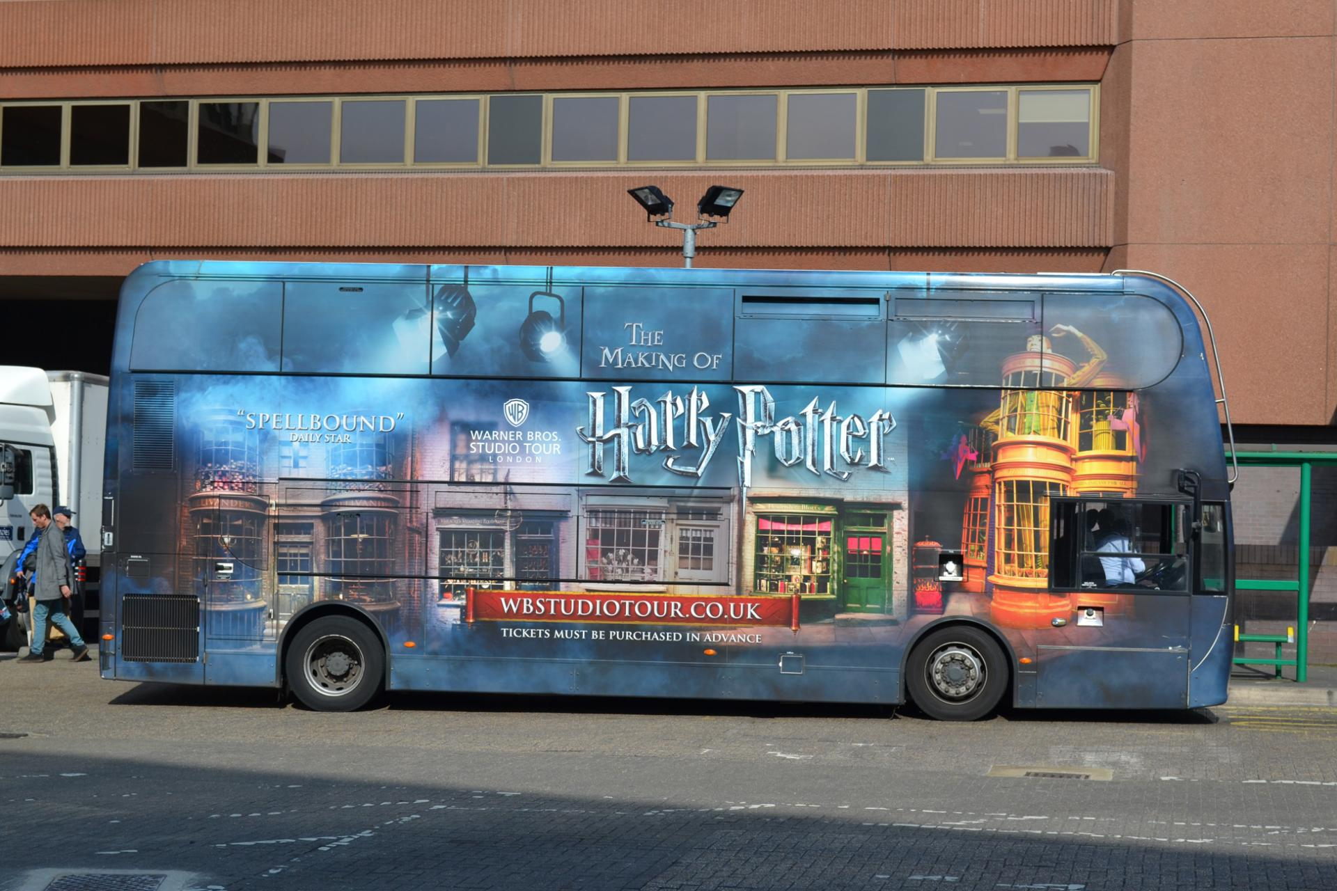 Harry Potter Studio tour, Londres