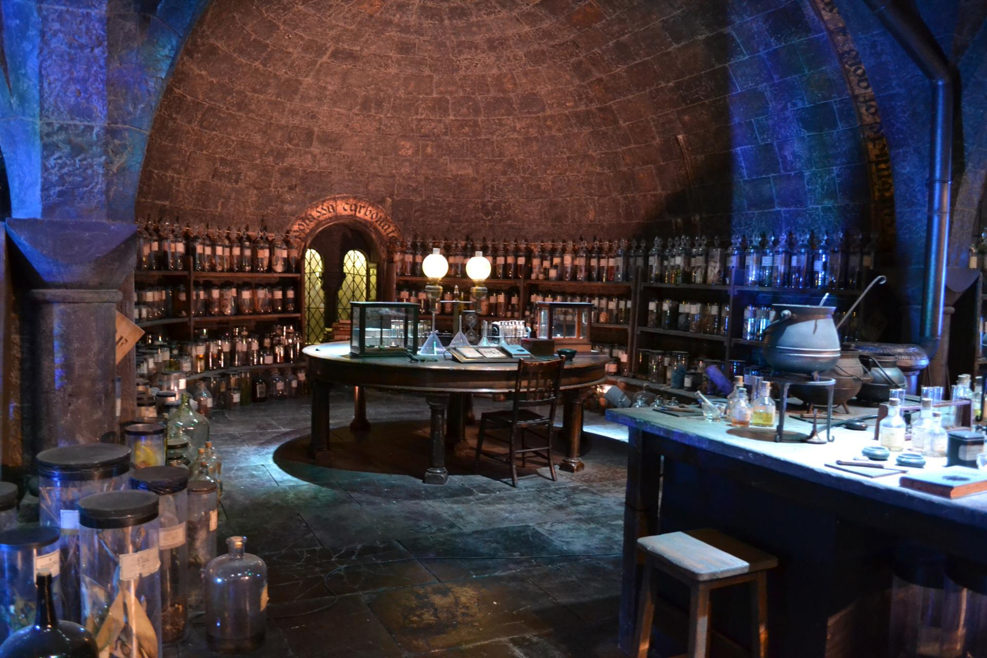 Estudios de Harry Potter en Londres