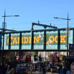 El mercado de Camden en Londres