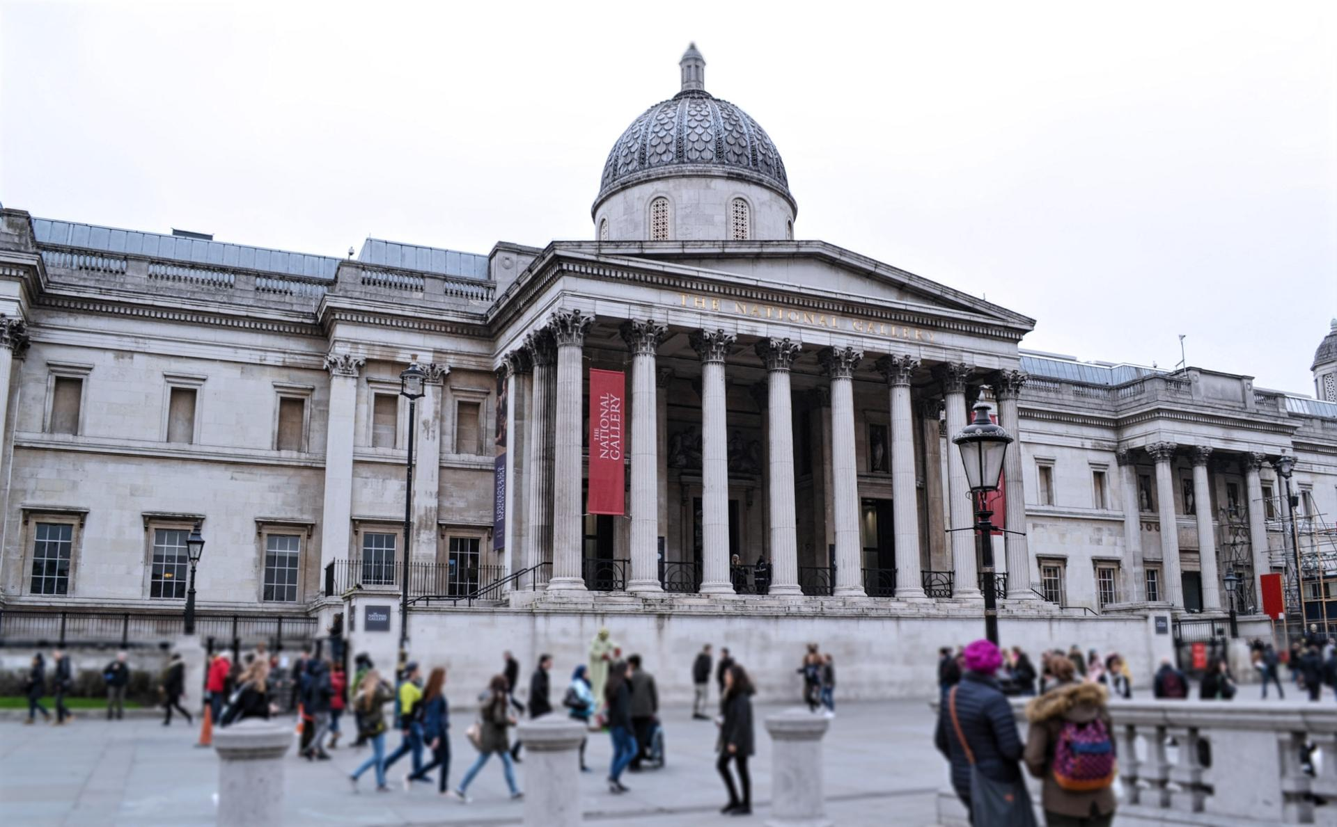 The National Gallery en Londres