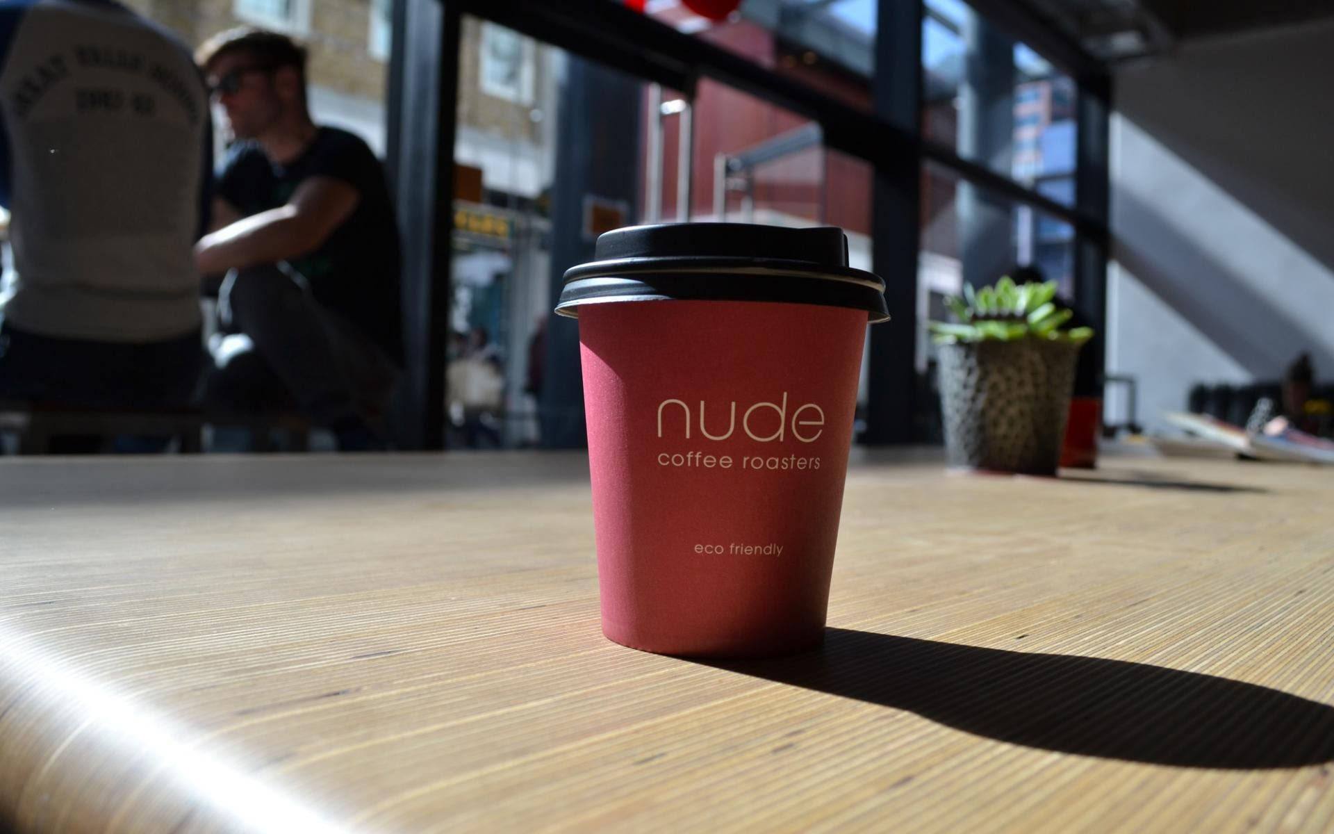 Nude Coffee Roasters London
