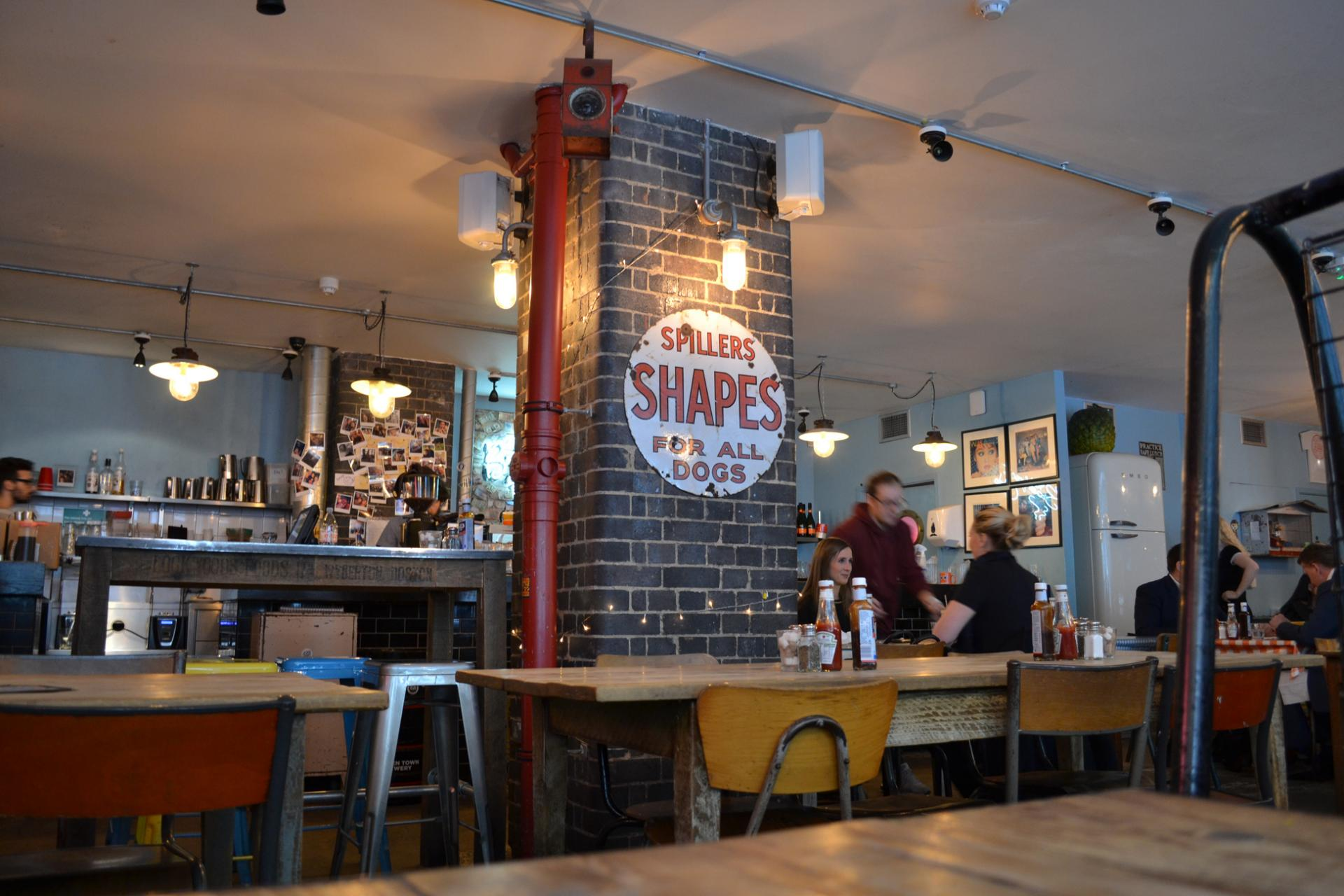 Desayunar en Londres: The Breakfast Club