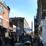Brick Lane de Londres