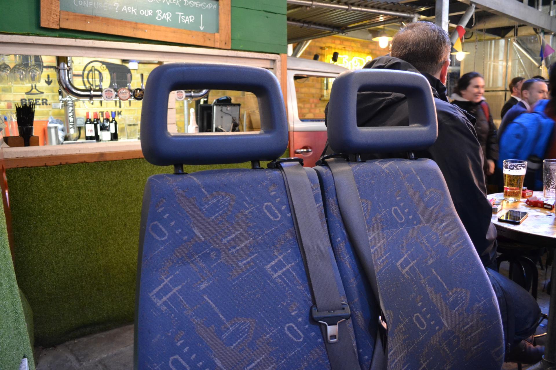 Pubs en Londres: Whearsheaf Borough Market
