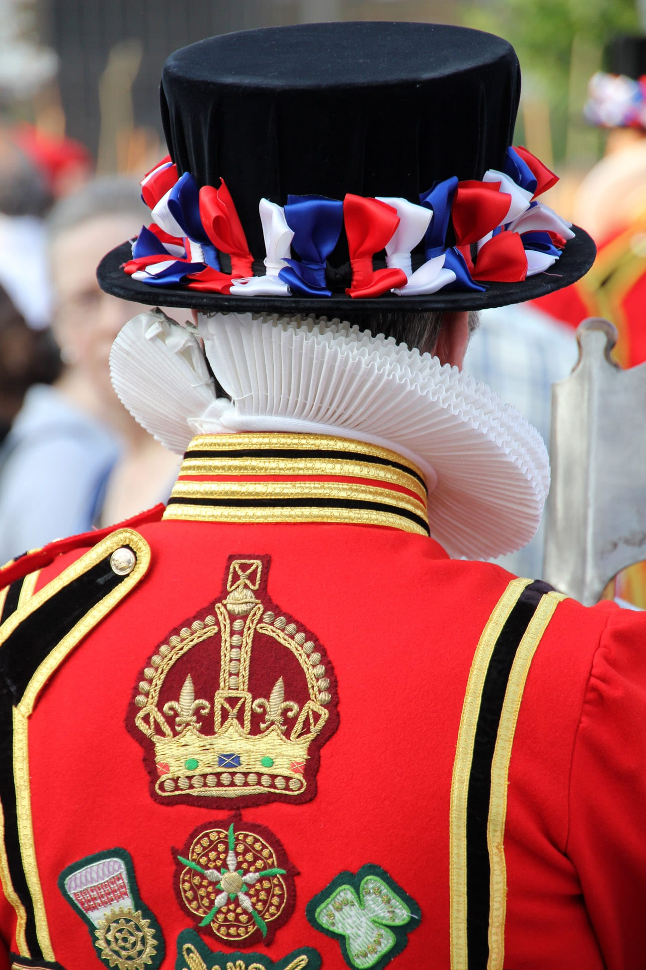 Guardia de la torre de Londres