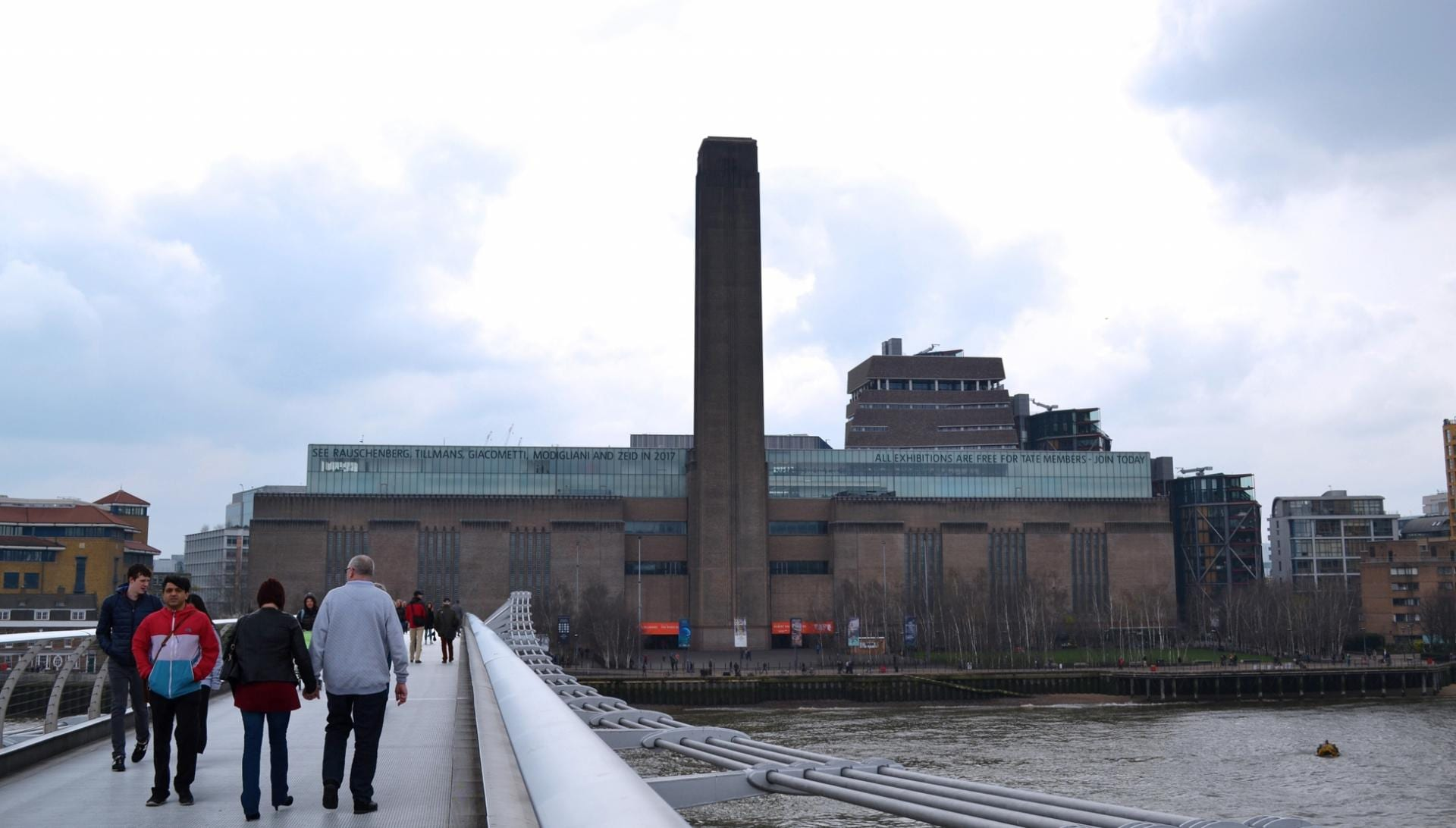 El museo Tate Modern de Londres