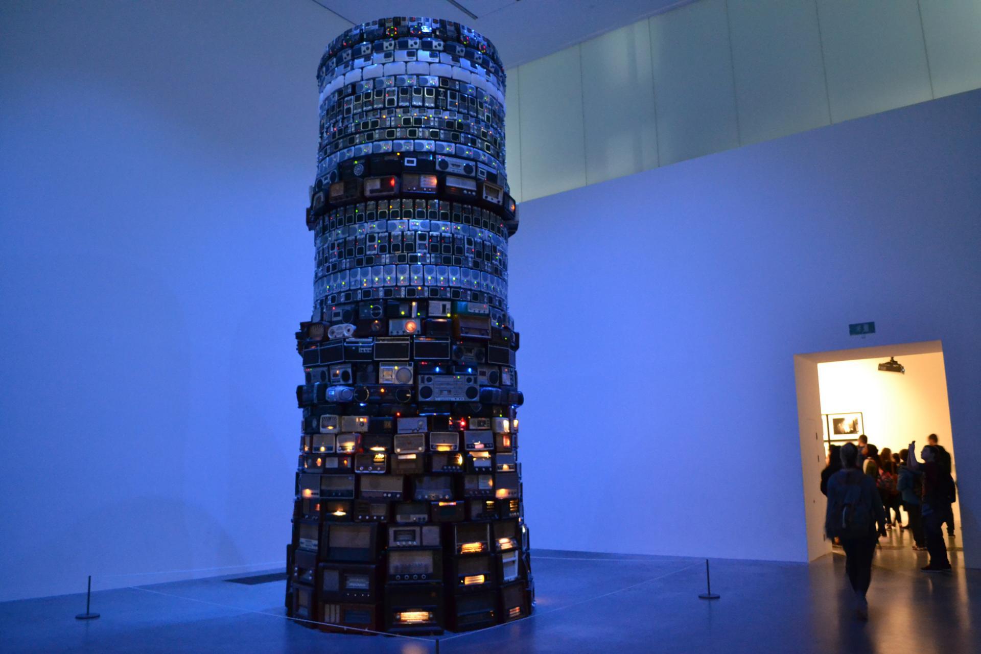 El Museo Tate Moderne n Londres