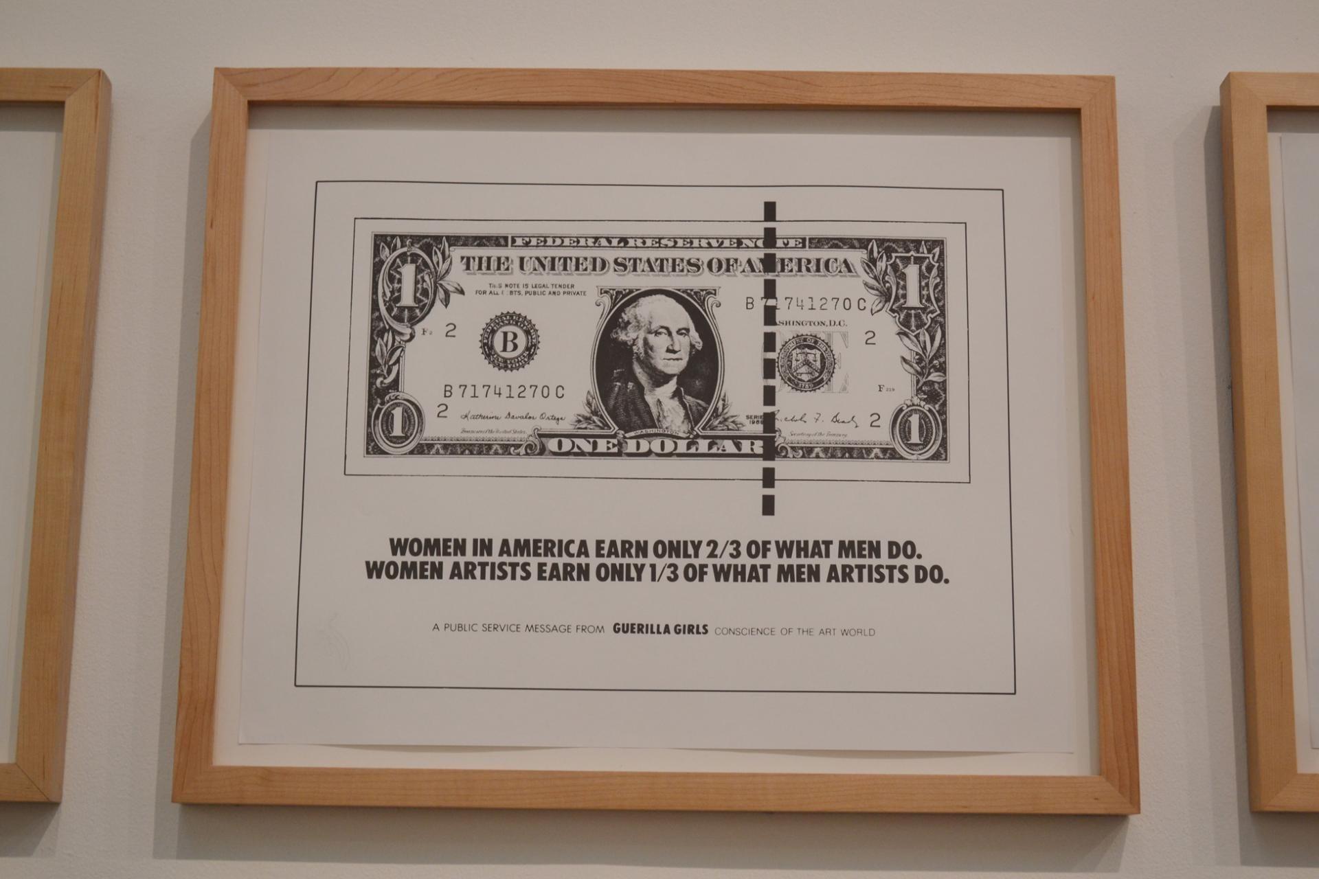 Arte y protesta en el Museo Tate Modern de Londres