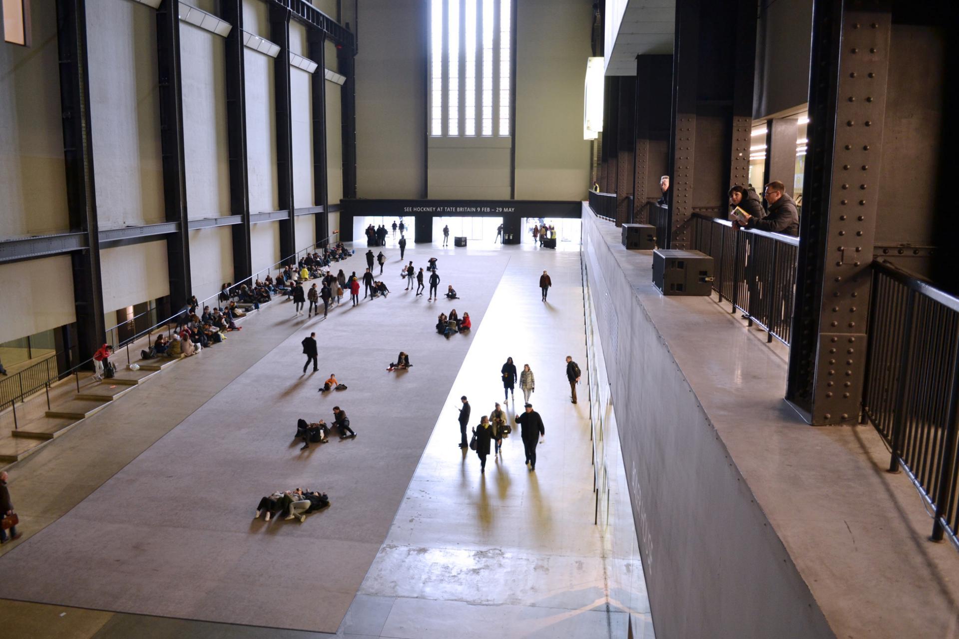El Tate Modern en Londres