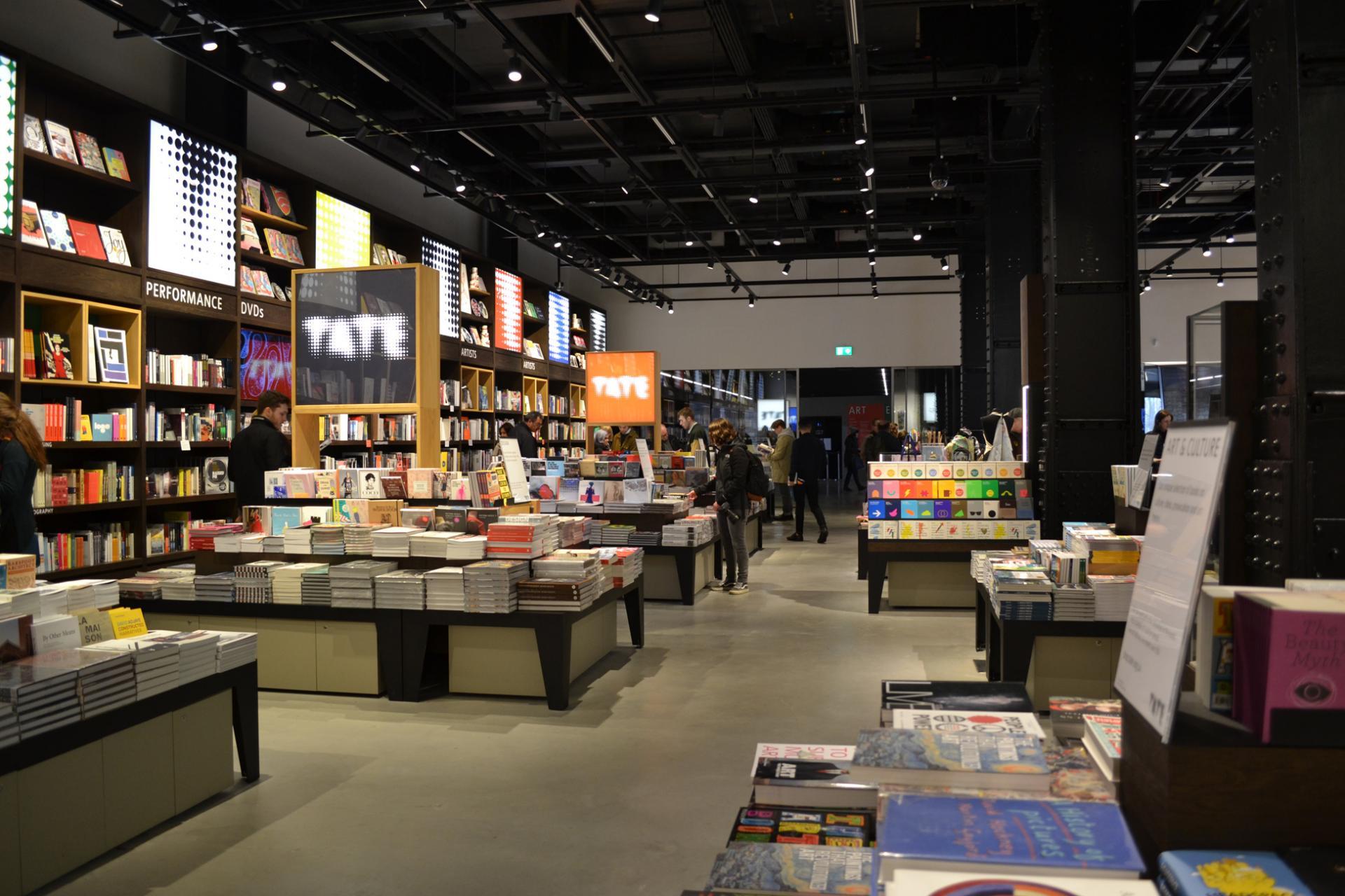 Tate Modern; London Shop