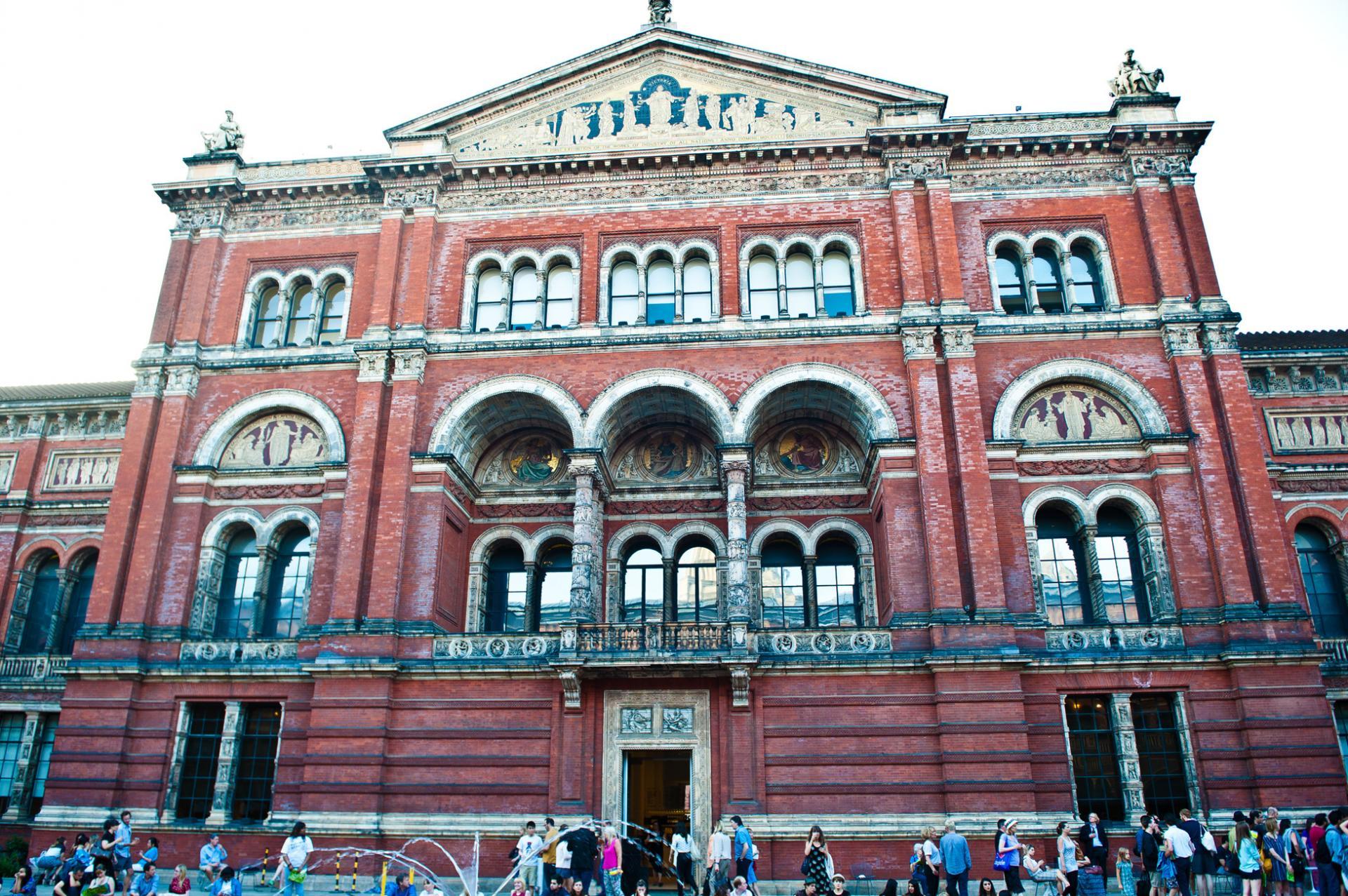 Museo de Victoria y Alberto en Londres