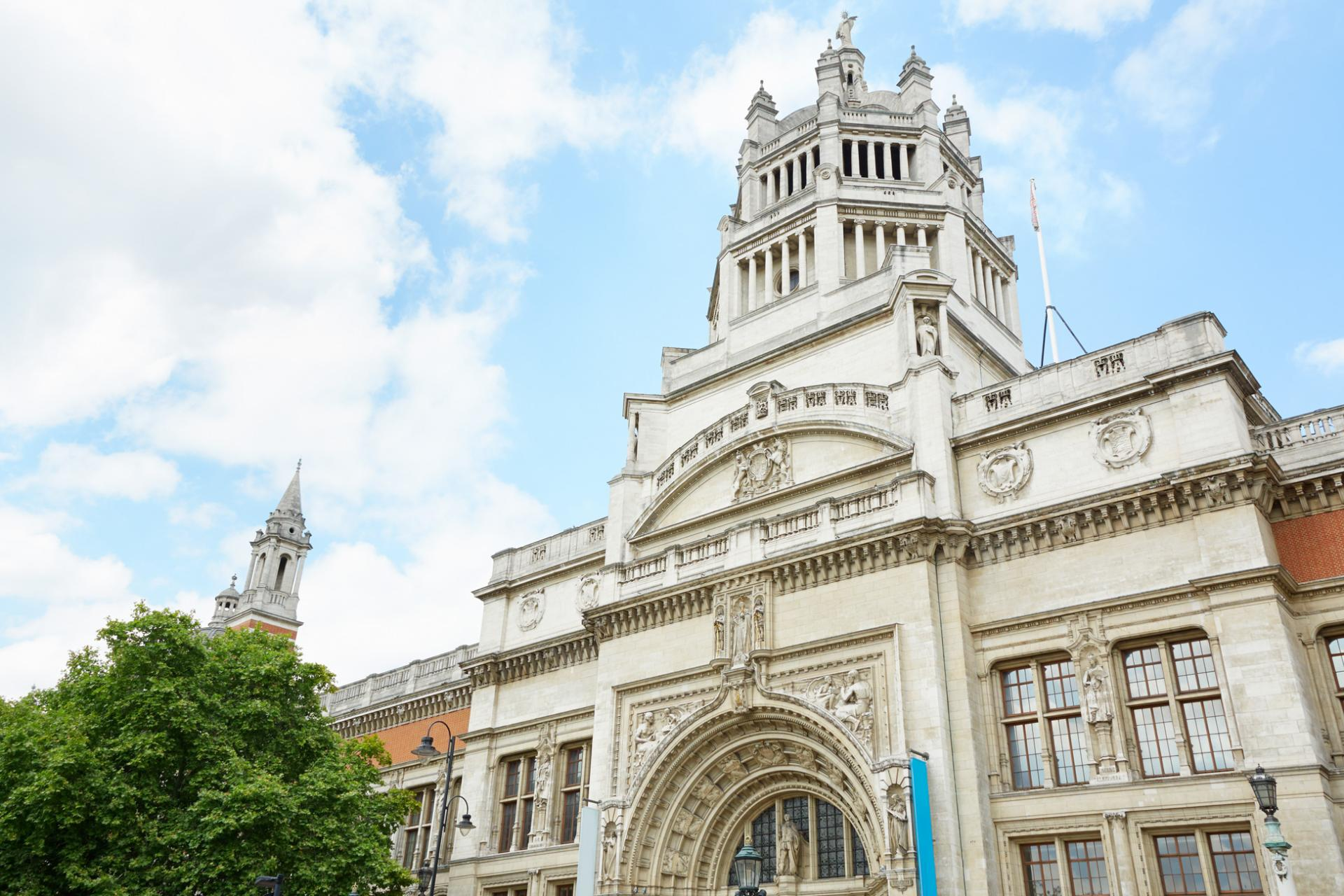 Victoria and Albert Museum, Londres