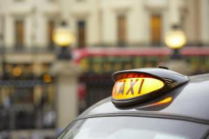 Harry Potter en Londres: tour en taxi