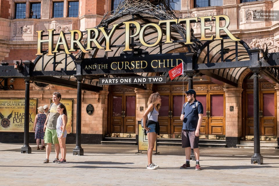 Tour de Harry Potter por Londres en español