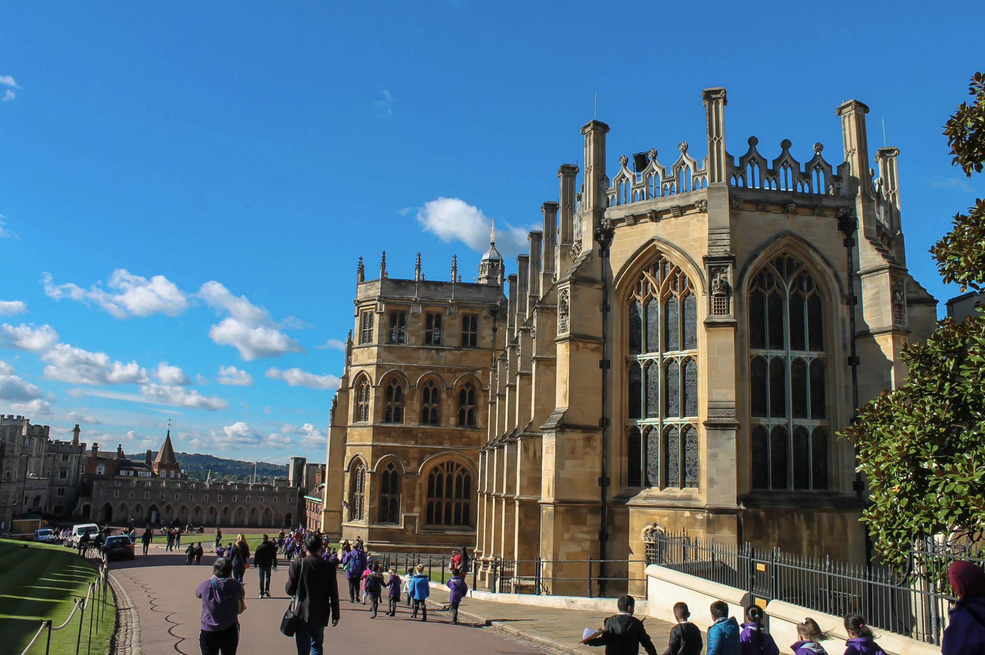 Visitar el Windsor Castle