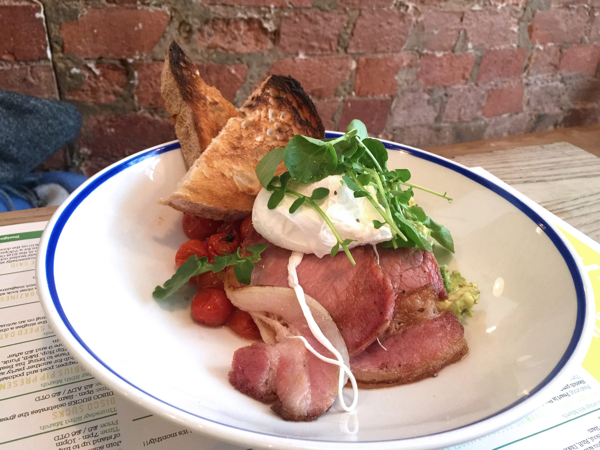 Desayuno en Shoreditch: The Book Club