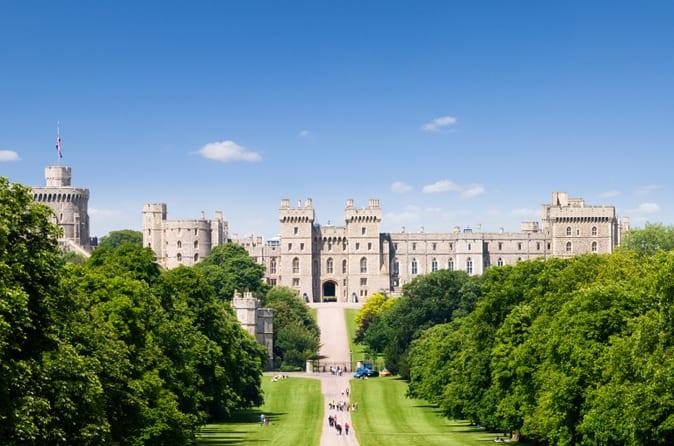 Excursion al castillo del Windsor