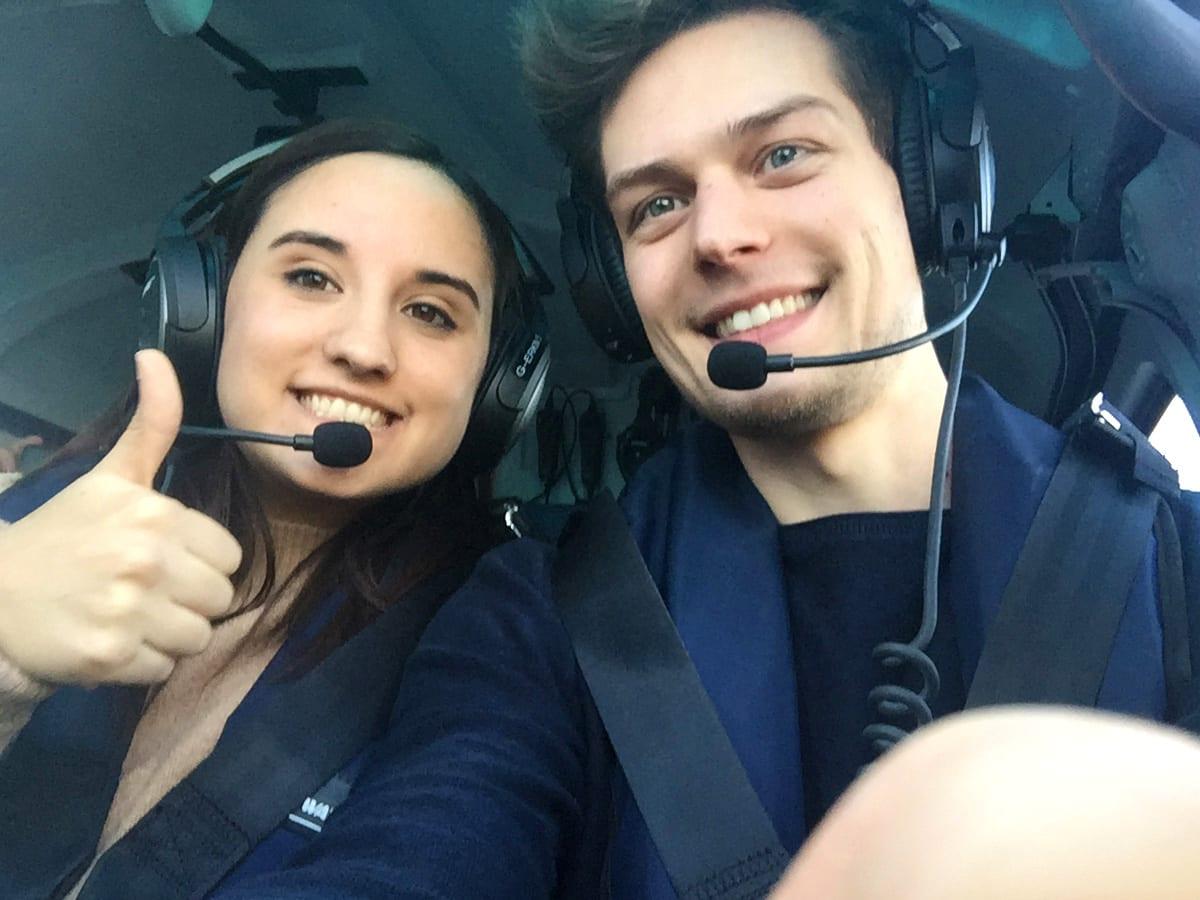 Londres desde el aire: Paseo en helicóptero
