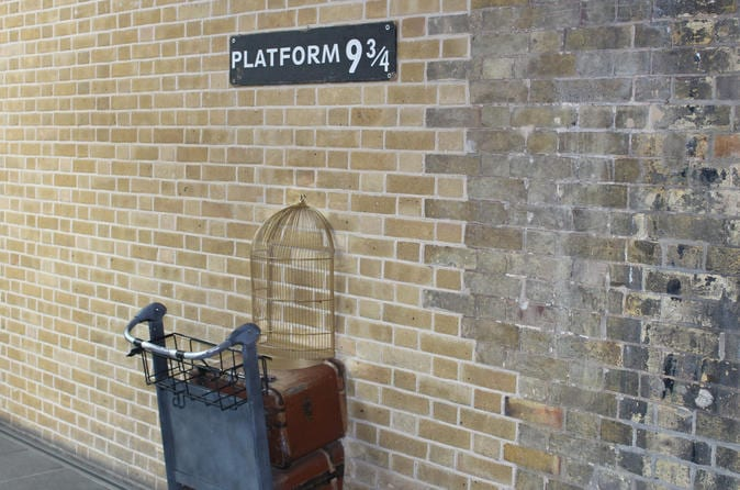 Tour escenarios Harry Potter en Londres