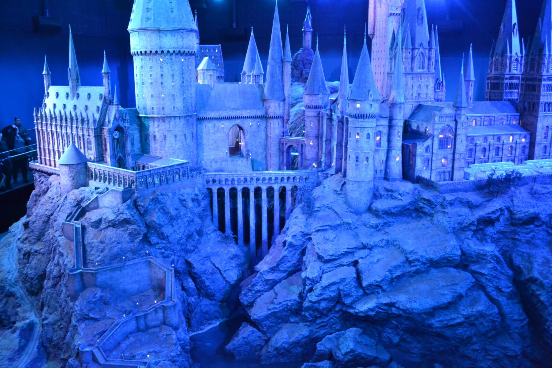 Harry Potter en Halloween en Londres