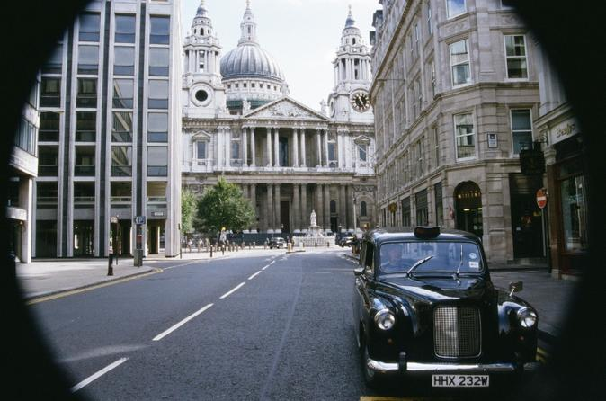 Tour Harry Potter en taxi en Londres