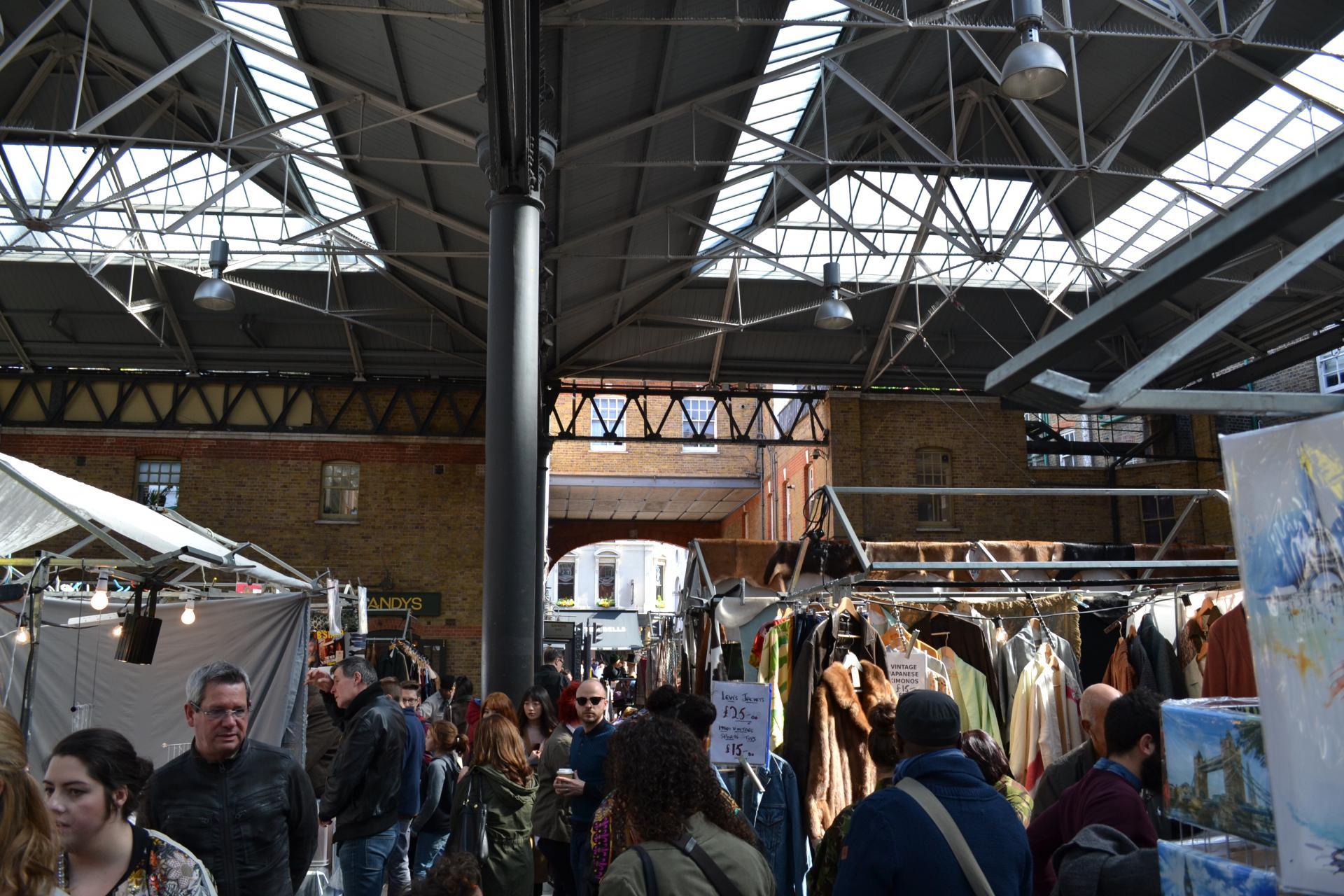 Old Spitalfields Market en Londres