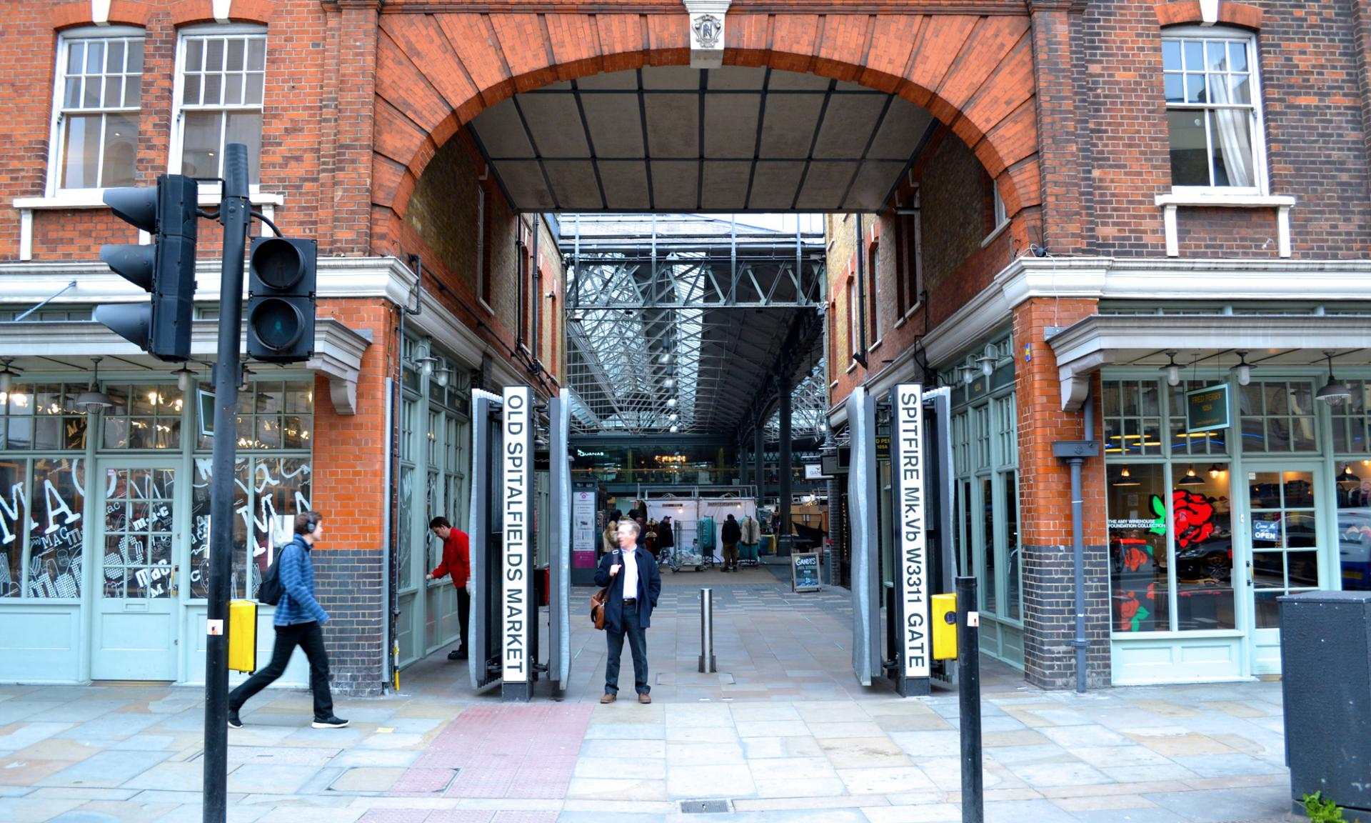 Old Spitalfields Market: Guía completa