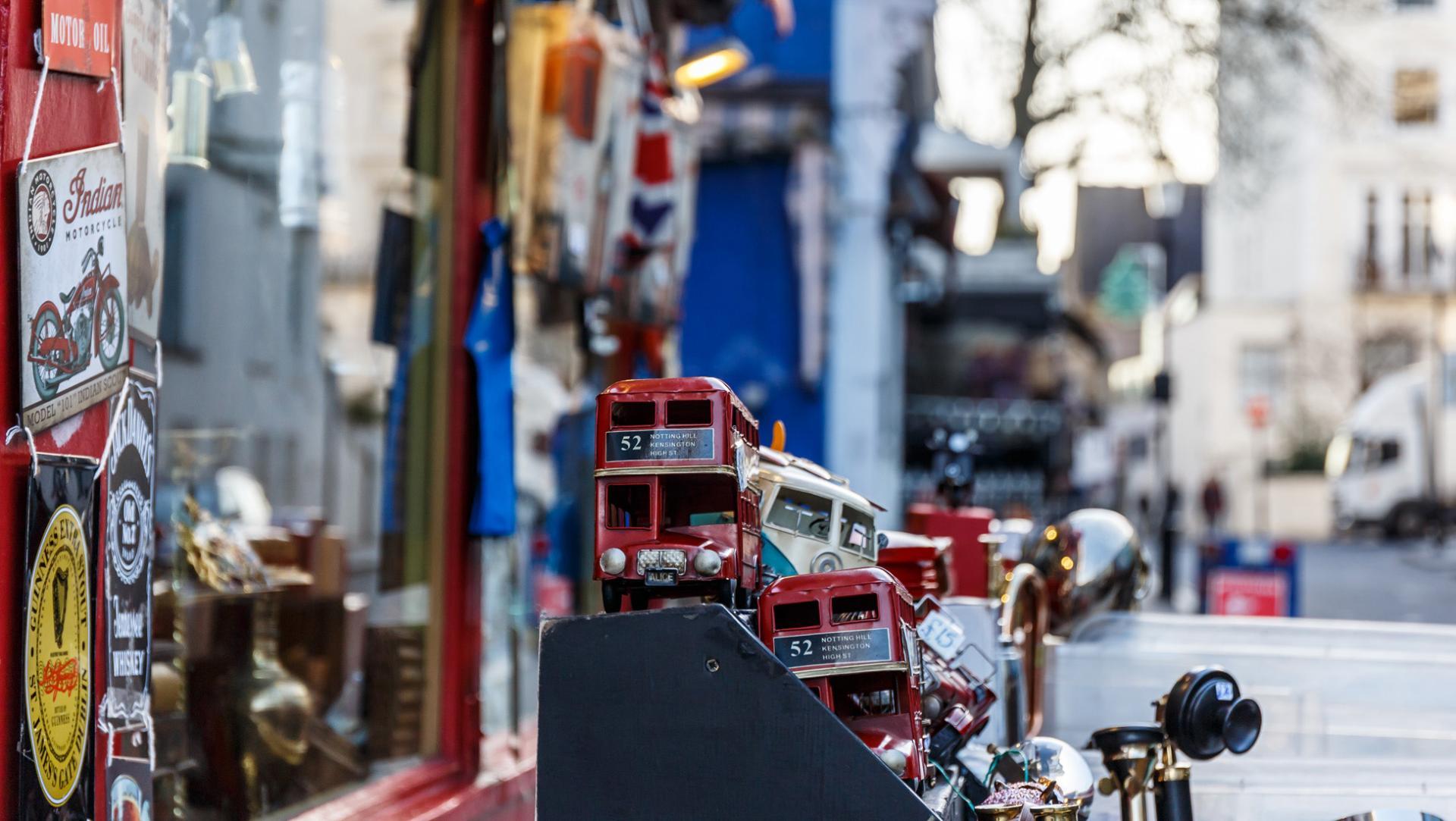 Qué comprar en Londres