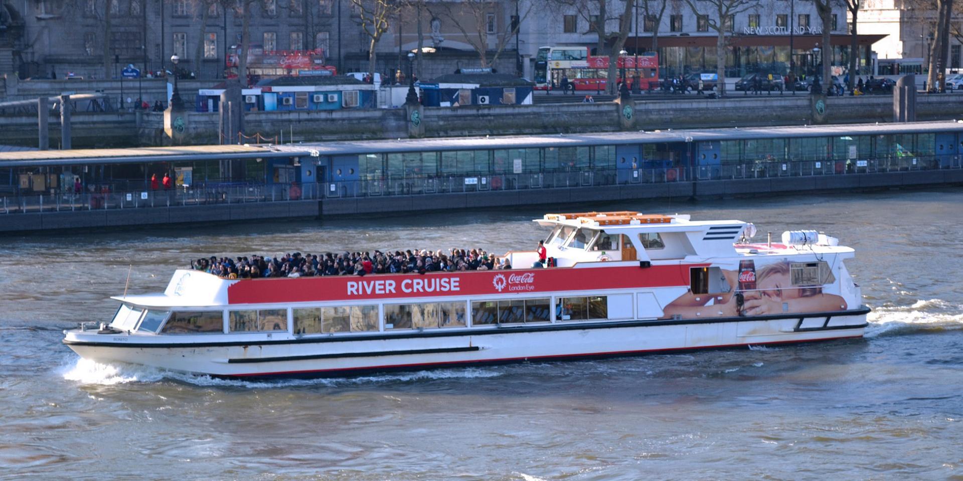 Thames River Cruise London Eye