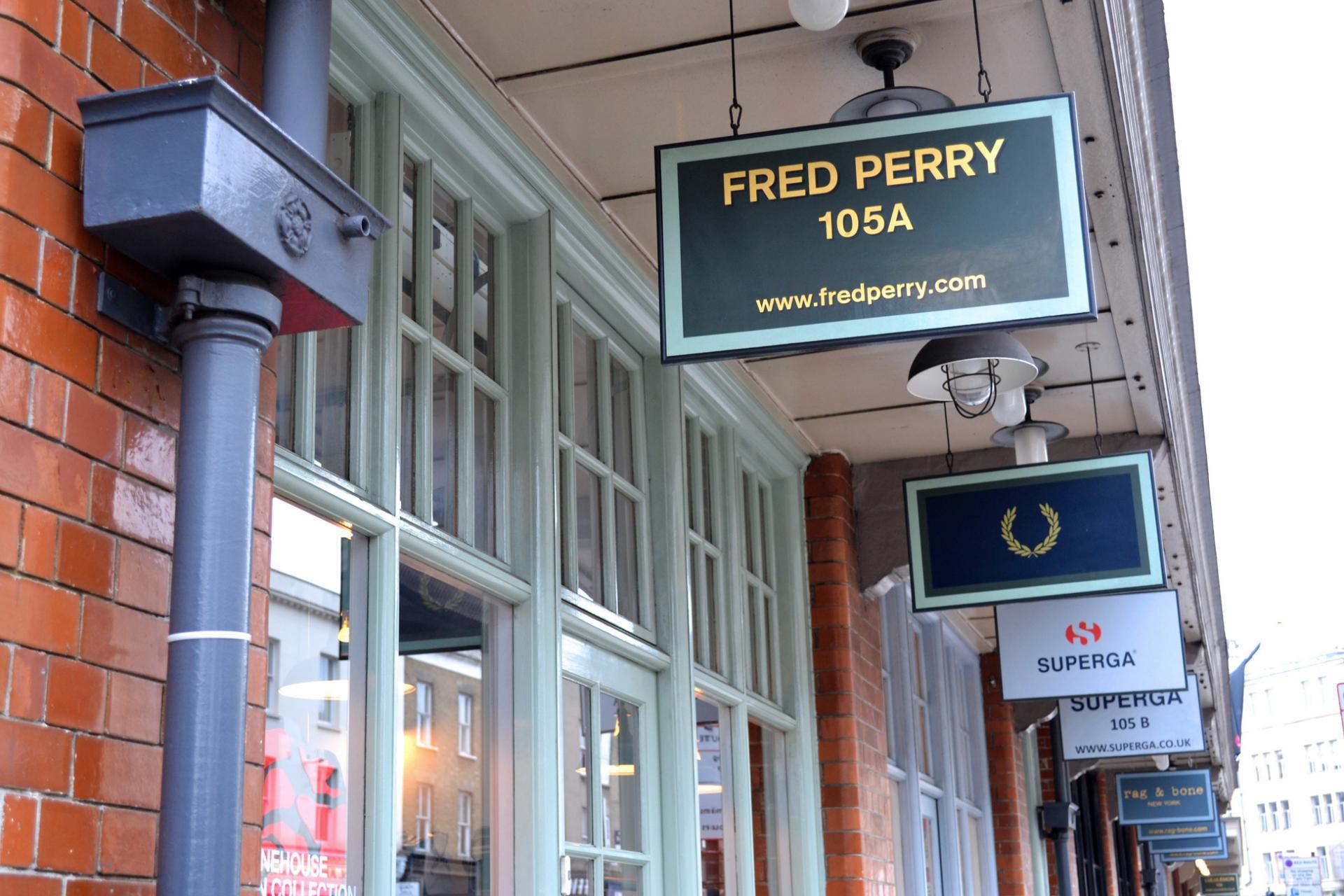 Old Spitalfields Market: Tiendas